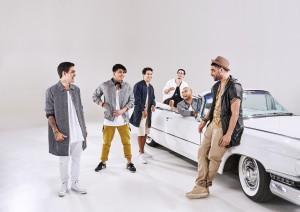 JUSTICE CREW 'Good Time' Publicity Photo