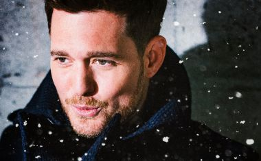 MICHAEL BUBLE'S NEW CHRISTMAS GIFT