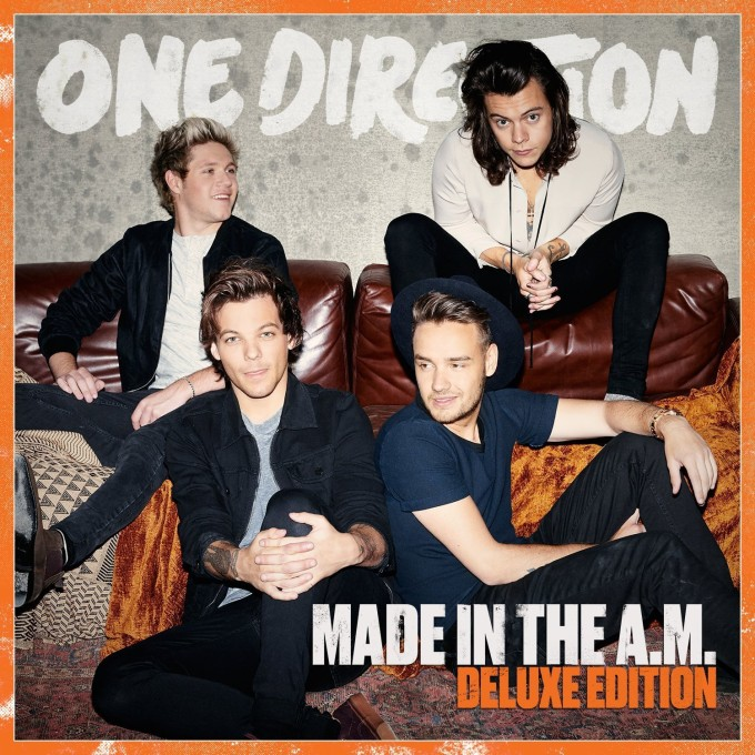 One Direction Made In The AM Deluxe
