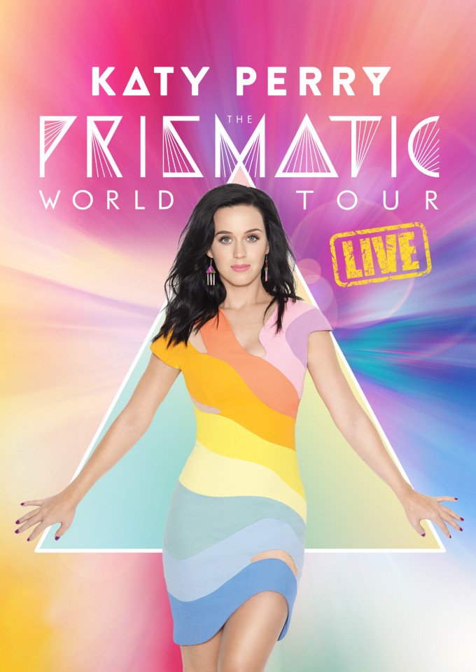 Prismatic DVD packshot
