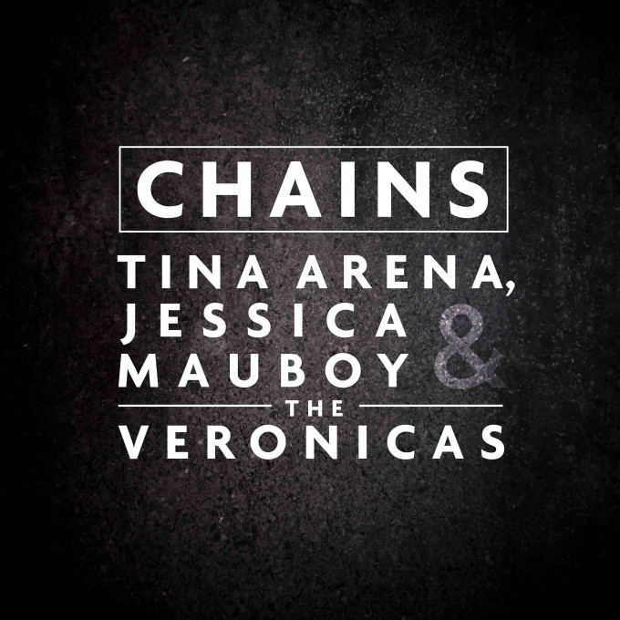 Tina Arena The Veronicas Jessica Mauboy Chains