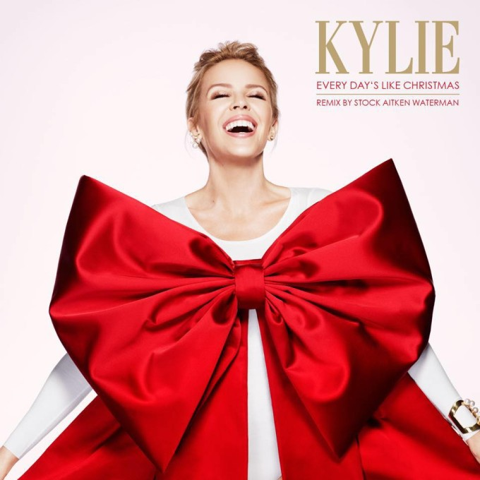 Kylie Every Day's Like Christmas