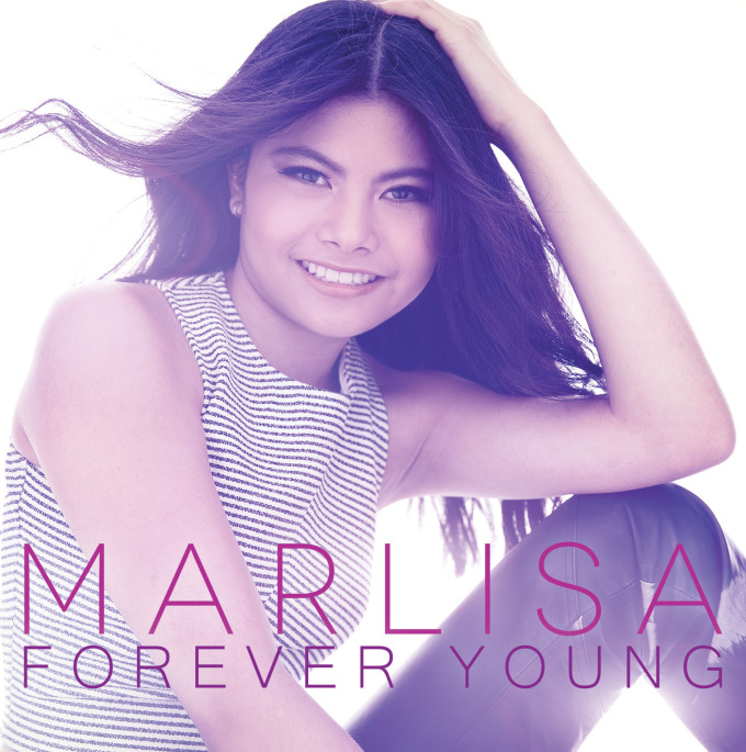 Marlisa_FOREVER-YOUNG_Single-Cover_RGB