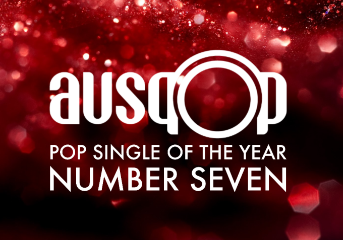 POP SINGLE OF THE YEAR 07