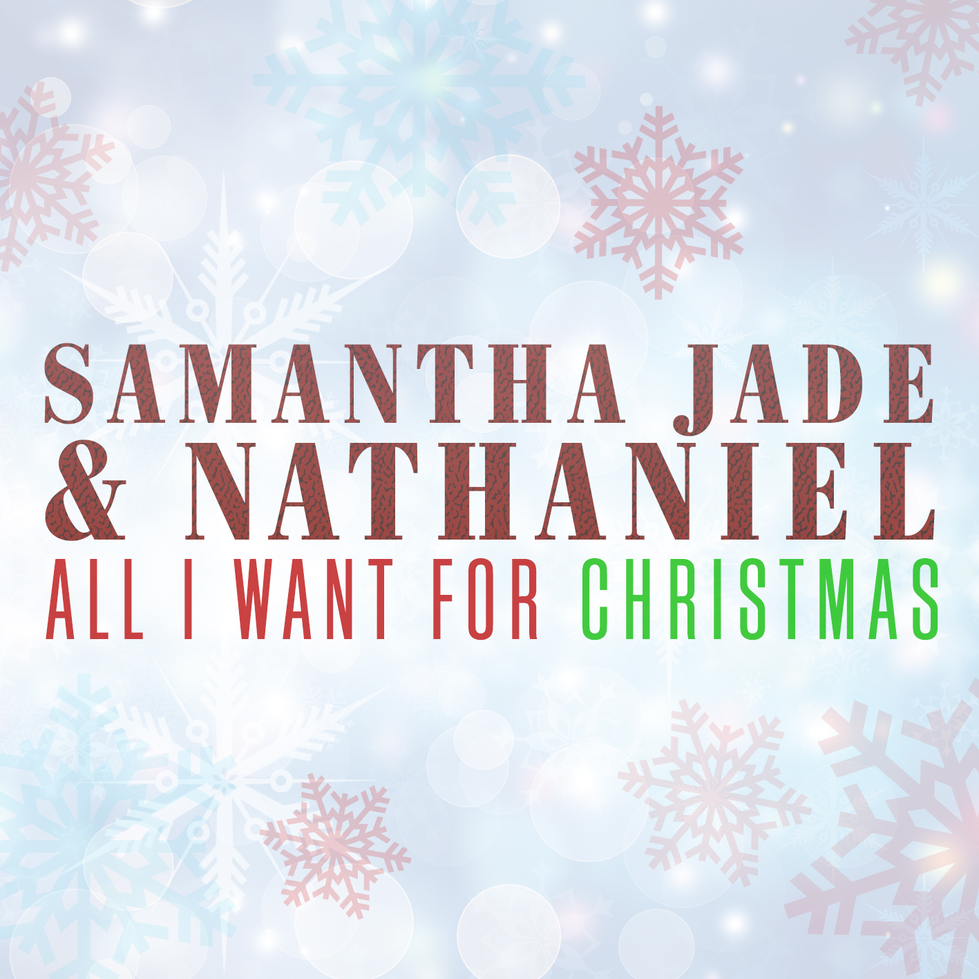 VIDEO : Samantha Jade & Nathaniel - All I Want For Christmas | auspOp