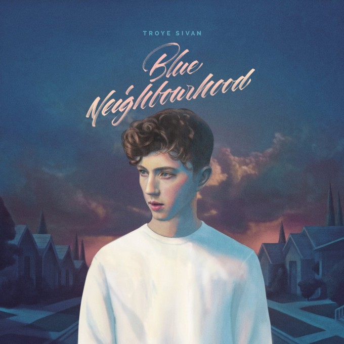 TROYE SIVAN BLUE NEIGHBOURHOOD DELUXE