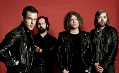 VIDEO : The Killers - Dirt Sledding