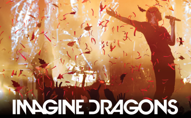 IMAGINE DRAGONS HIT THE BIG SCREEN
