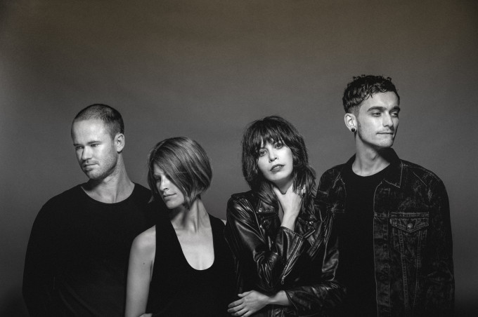 The Jezabels - credit Cybele Malinowski