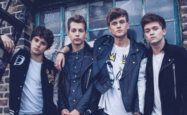 VIDEO : The Vamps - Kung Fu Fighting