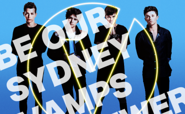 WANNA BE OUR SYDNEY VAMPS REVIEWER?
