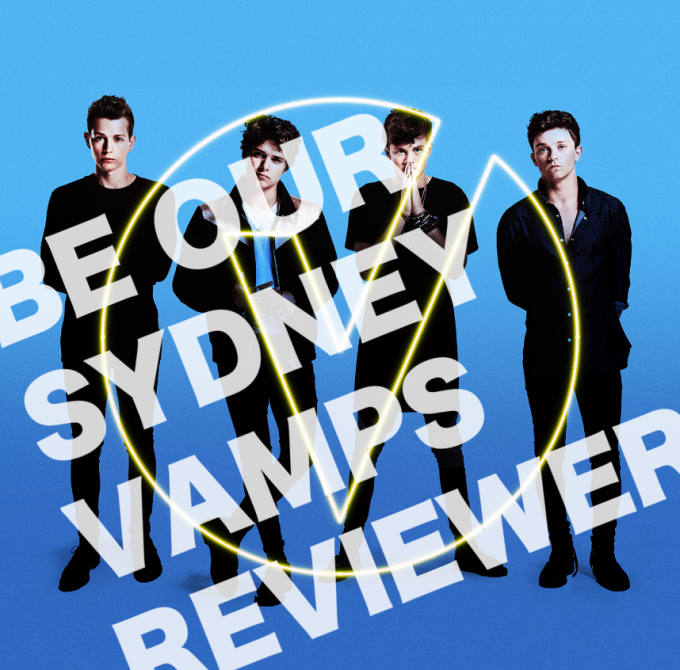 VAMPS REVIEWER