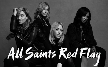 ALBUM REVIEW : All Saints - Red Flag