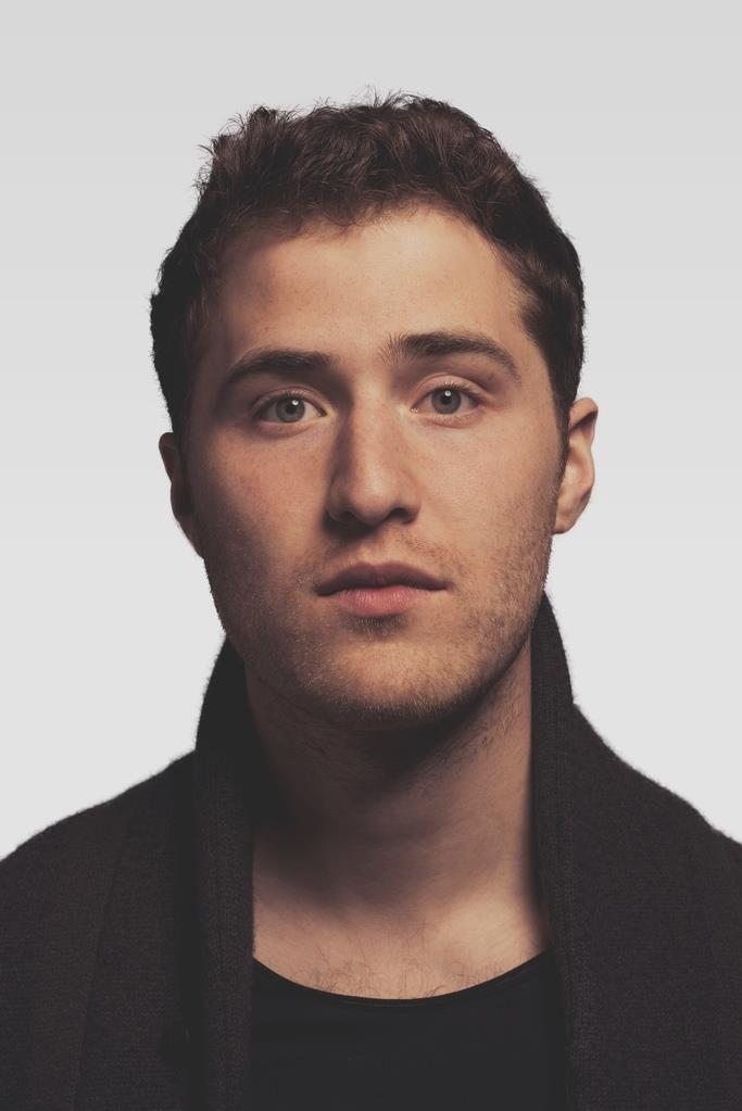 mike posner height