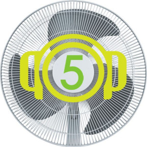 POP FAN FIVE