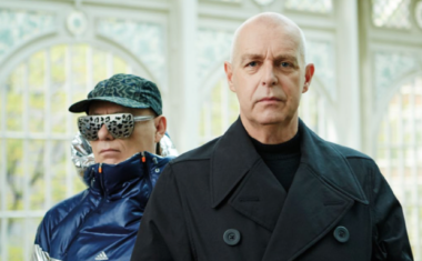 HERE COME PET SHOP BOYS' VERY, BILINGUAL, BEHAVIOUR
