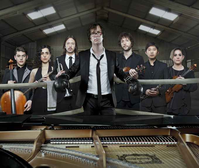 benfolds with ymusic