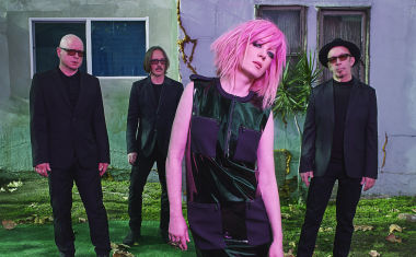 GARBAGE'S NEW ALBUM INCOMING