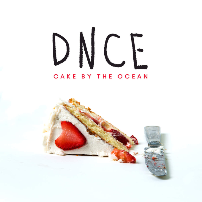 DNCE Cake By The Ocean