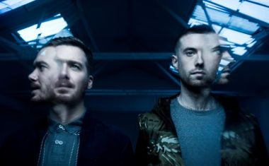 VIDEO : Gorgon City ftg. Vaults - All Four Walls