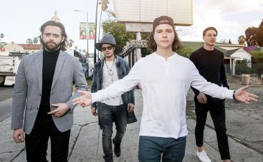 POP CHAT : Lukas Graham