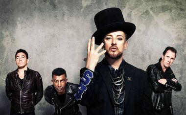 CULTURE CLUB TO TOUR (AGAIN) IN DECEMBER