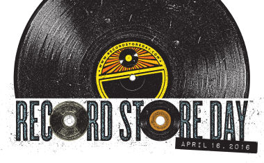 RECORD STORE DAY IS THIS SATURDAY
