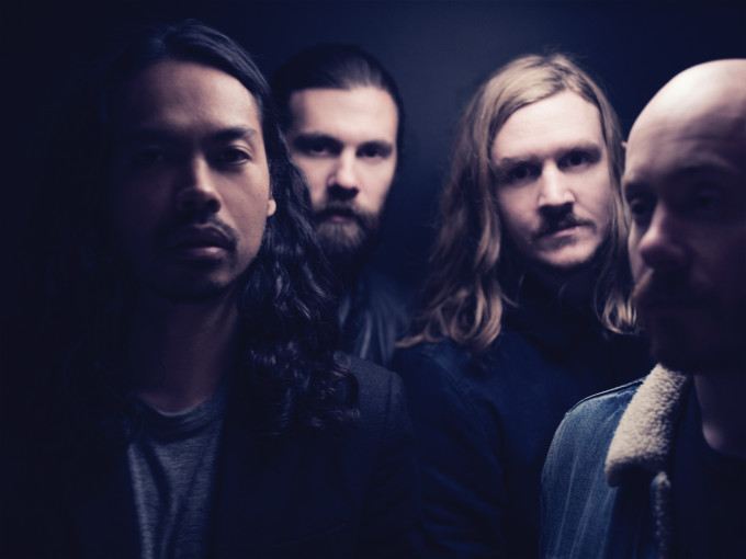 The Temper Trap Apr 2016