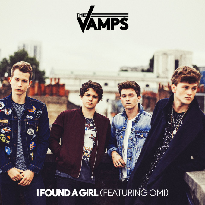 The Vamps I Found A Girl