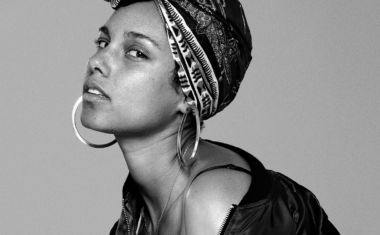 NOTHING COMMON ABOUT ALICIA KEYS
