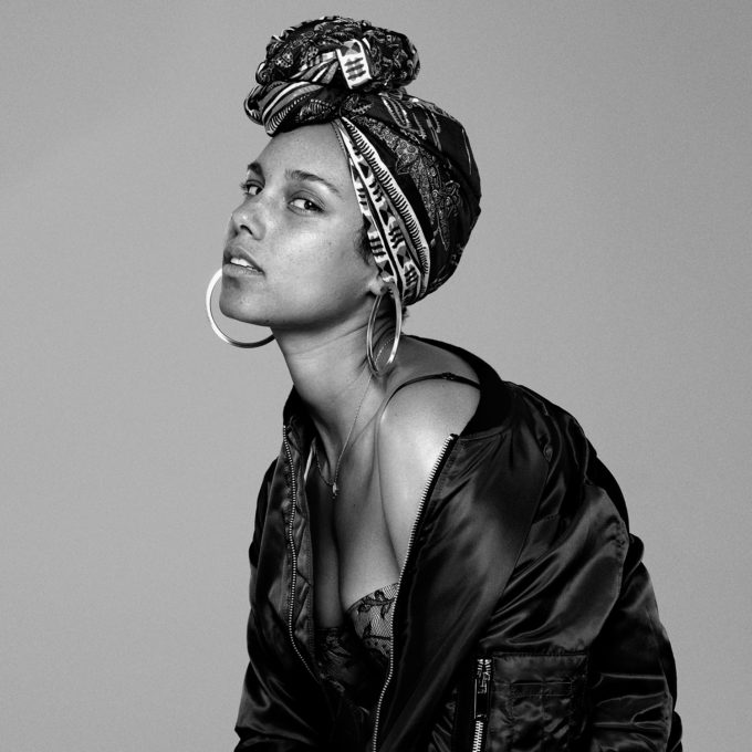 ALICIA KEYS MAY 2016