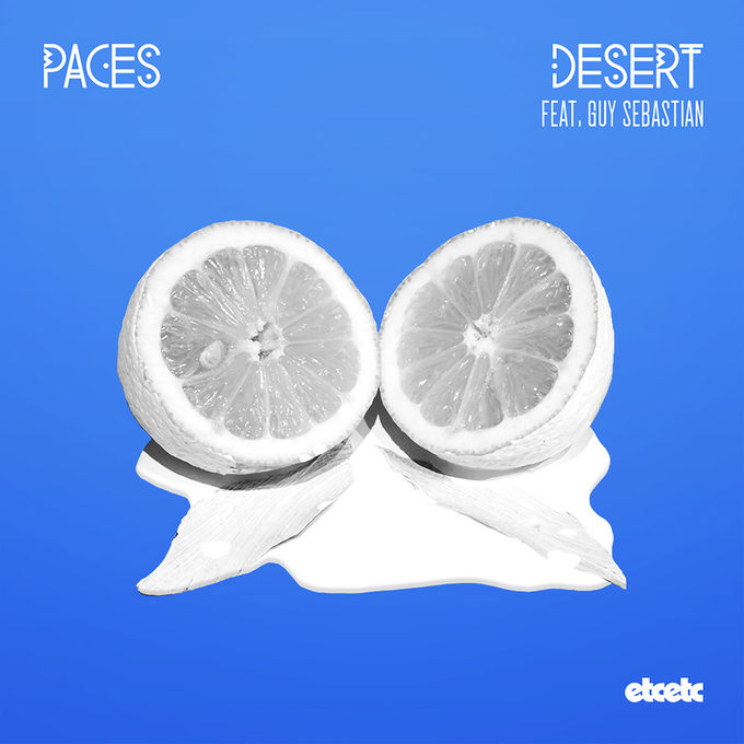 Paces Guy Sebastian Desert