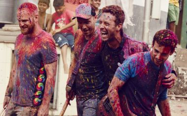 VIDEO : Coldplay - Up & Up