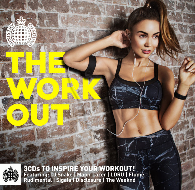 Ministry Of Sound The Workout Final Cover