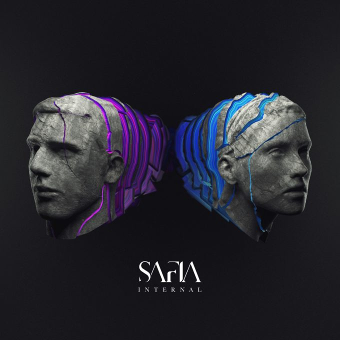 SAFIA INTERNAL ALBUM COVER