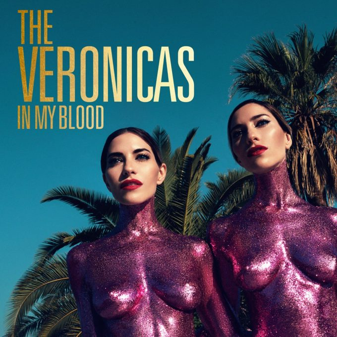 Veronicas IN MY BLOOD_Packshot
