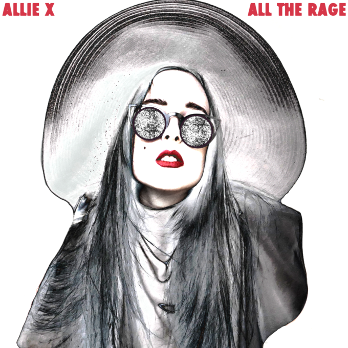 Allie X All The Rage