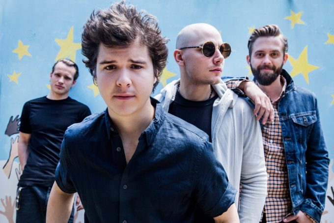 Lukas Graham July 2016
