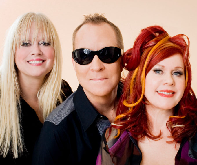 B-52s new portrait #1  Photo by Pieter M  van Hattem