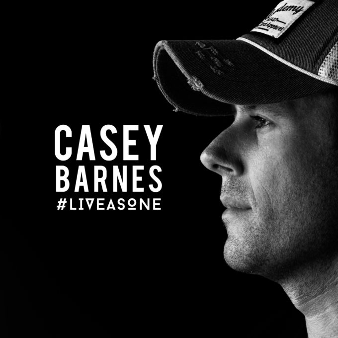 Casey Barnes Live As One single 3000x3000