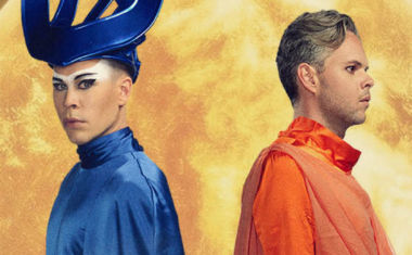 EMPIRE OF THE SUN'S 'TWO VINES' GETS THE TWO THUMBS UP FROM DAVID