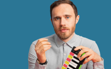 GET LOW WITH JAMES VINCENT MCMORROW
