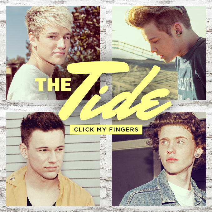 The Tide Click My Fingers