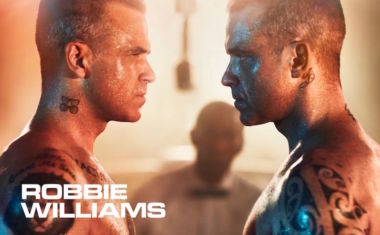 GET SET FOR ROBBIE WILLIAMS' HEAVY ENTERTAINMENT SHOW