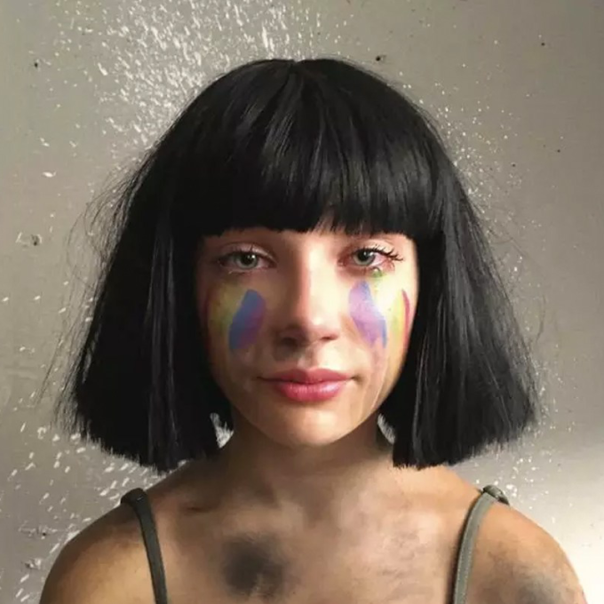 SIA THE GREATEST COVER