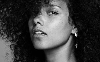 ALICIA KEYS' NEW ALBUM 'HERE' IS ALMOST... HERE