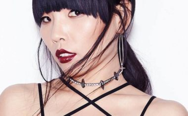 IT'S THE DAMI IM 'FIGHTING FOR LOVE' VIDEO!