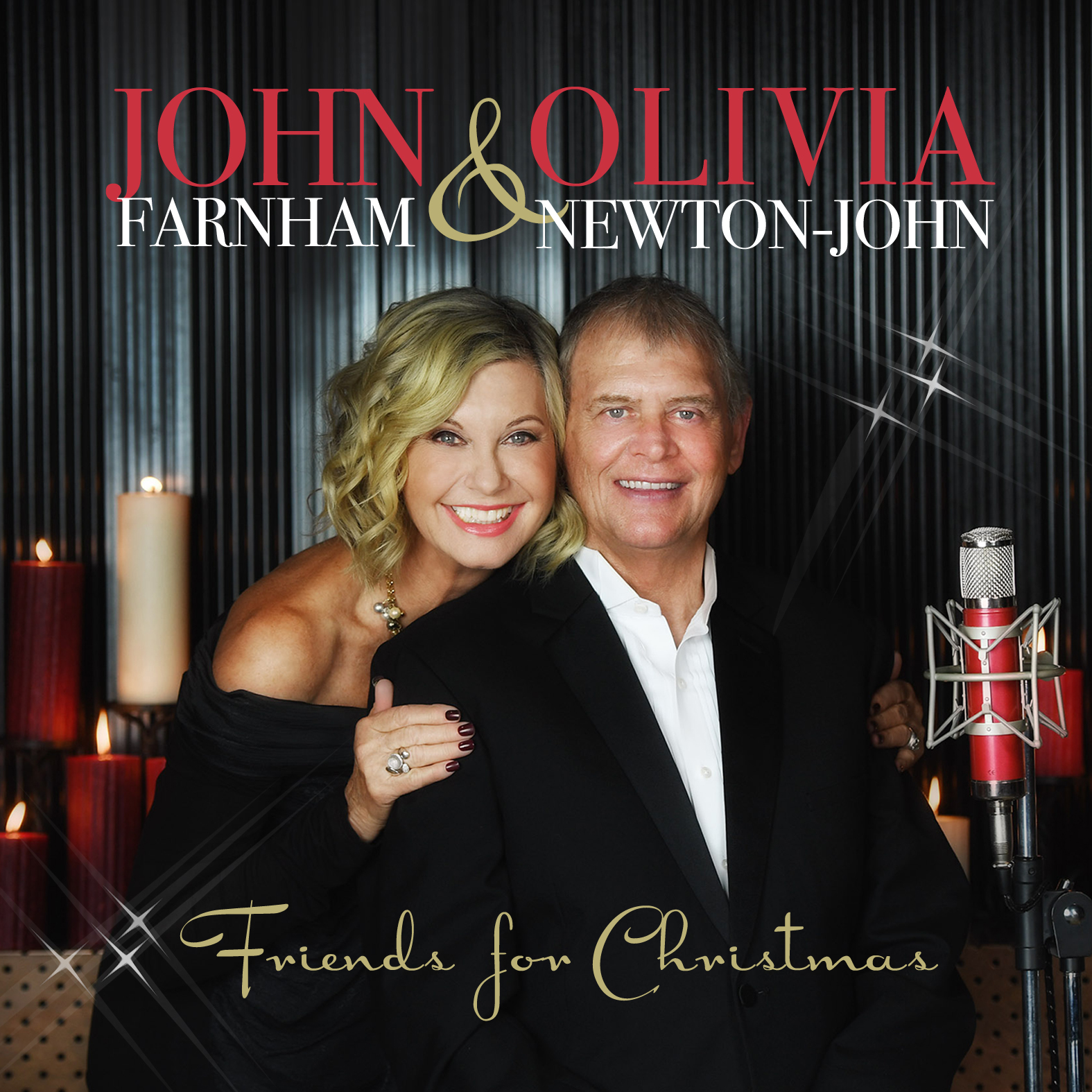 JOHN FARNHAM AND OLIVIA NEWTON-JOHN ARE FRIENDS FOR CHRISTMAS | auspOp