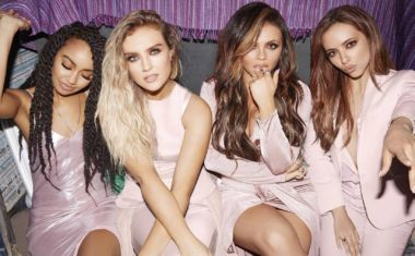 LITTLE MIX SET TO LIVE THEIR GLORY DAYS