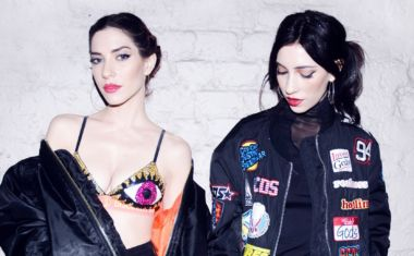 WATCH THE VERONICAS' ON YOUR SIDE VIDEO